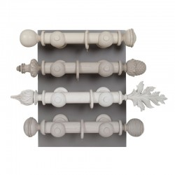 Curtain Poles & Finials